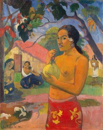3 Ea haere la oe, 1893, Paul Gauguin