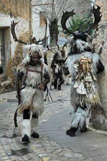 5 Carnevale di Neoneli, Sardegna