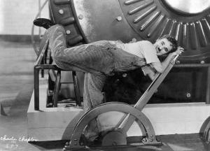 8 Il tempo lineare. Chaplin in Modern Times (1936)