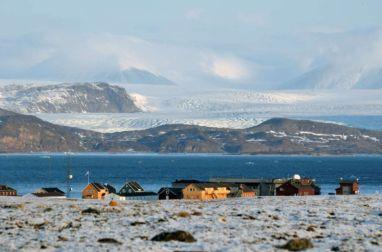 2 Ny-Alesund, arcipelago norvegese delle isole Svalbard