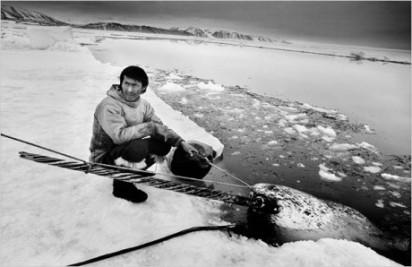 4 Leader Inuit, la protesta contro i cambiamenti climatici